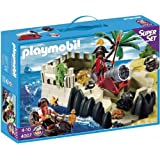 PLAYMOBIL 4007 - Super Set Piratenfestung