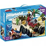 Playmobil 4007 Super Set Pirates' Cove