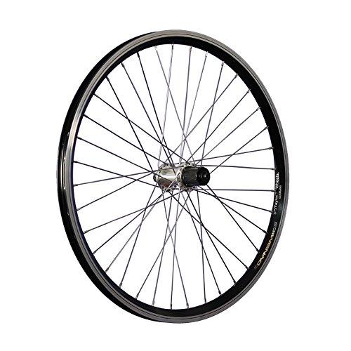 Taylor Wheels 24 Zoll Hinterrad Ryde X-Plorer Shimano Tourney TX800 7-10 schwarz