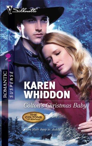 Image of Colton's Christmas Baby (Silhouette Romantic Suspense)