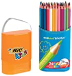 Bic Kids Pack Durable Crayons de coul...