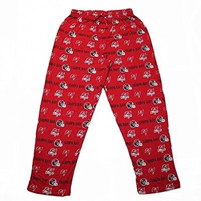 BIG & TALL NFL - TAMPA BAY BUCCANEERS: Mens Fall / Winter Pajama Pants
