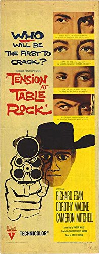 Tension At Table Rock - Authentic Original 14