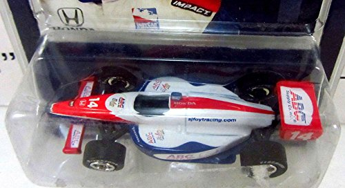 Greenlight ABC Supply Co. Inc IndyCar Darren Manning AJ Foyt Racing Die Cast Vehicle - 1