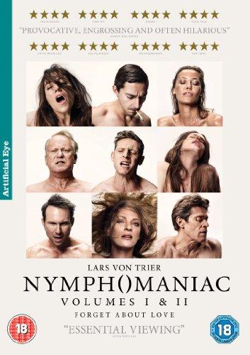 Nymphomaniac Vol. I & Vol. II (2 Disc DVD)