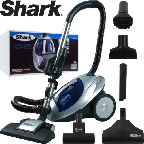 Bagless Canister Vacuum For Tile Wood And Carpet Oh And