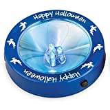 """Amscan Color Changing Eyeballs Light Halloween Trick Or Treat Party Pumpkin Carving Decoration (Pack of 1), Multicolor, 2 1/2"""""""