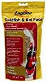 Laguna Goldfish & Koi Floating Food, Medium Pellet - 2.2 Pounds