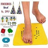 Acupressure Massage Slippers Leg Foot Massager Amazon In