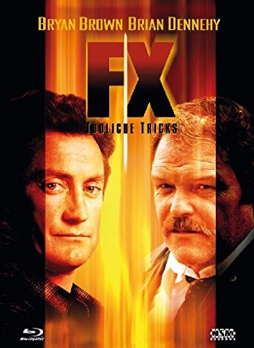 FX - Murder by Illusion - Mediabook (+ DVD) [Blu-ray] [Limited Collector's Edition]