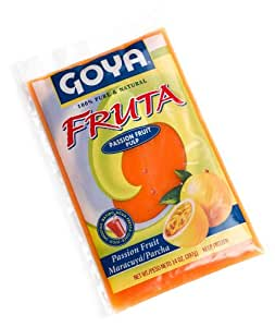 Goya Parcha/passion Fruit Pulp, 14-Ounce Units (Pack of 12)