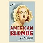 American Blonde: Velva Jean, Book 4 | Jennifer Niven