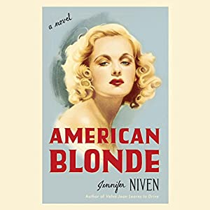 American Blonde Audiobook