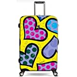 "Heys Britto Heart Carnival Spinner Luggage B712 (30"")"