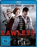 DVD Cover 'Lawless - Die Gesetzlosen [Blu-ray]