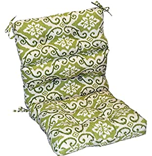 Amazon.com : Outdoor Patio Furniture Chair Cushions Reversible ...