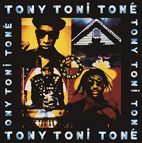 Vinilo : Tony Toni Tone - Tell Me Mama (Limited Edition, Japan - Import)