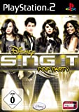 echange, troc Disney Sing it: Pop Party [import allemand]
