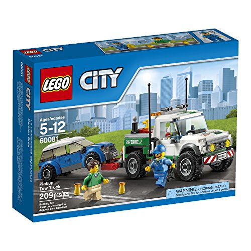 LEGO City Great Vehicles Pickup Tow Truck (Lego City Truck compare prices)
