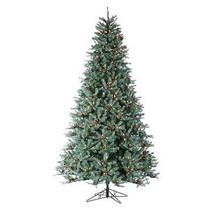 Diamond Fir Artificial Christmas Tree Size: 9' (1000 Lights)