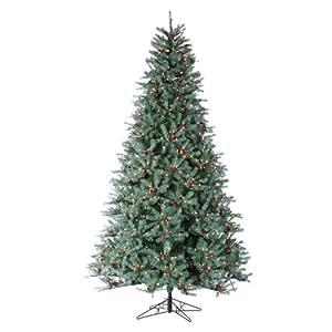 Diamond Fir Artificial Christmas Tree Size: 9' (1000 ...