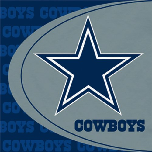 Dallas Cowboys Lunch Napkins - 1