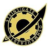 Steins;Gate シュタインズ・ゲート ラバーコースター ラボメンピンバッジ