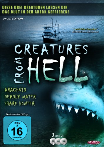 Creatures from Hell - Uncut Edition (3 DVDs)