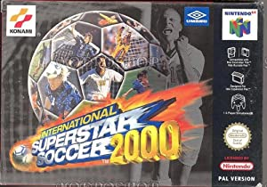 International Star Soccer Pro 2000