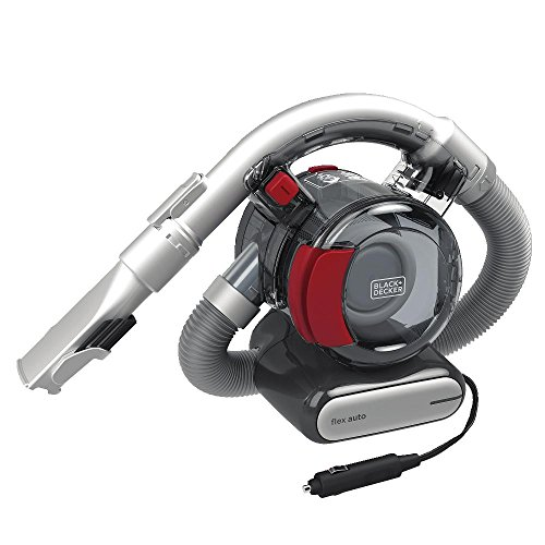 Black & Decker BDH1200FVAV 12V Flexi Automotive Vacuum - Corded (Automotive Vacuum Cleaner compare prices)