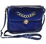 Chalissa Women's Blue Elegant Sling Bag