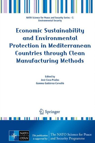 Economic Sustainability and Environmental Protection in Mediterranean Countries through Clean Manufacturing Methods (NAT