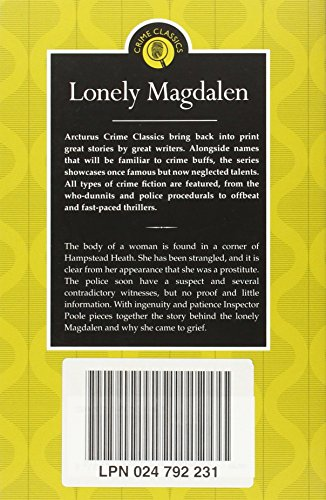 Lonely Magdalen: A Murder Story (Crime Classics)