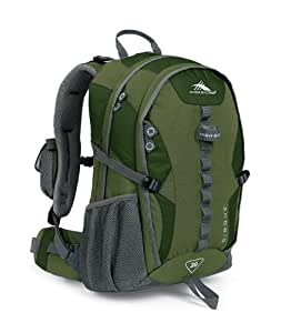 High Sierra Classic Series 59102 Cirque 30 Internal Frame Pack Amazon, Pine, Charcoal 21.5x12.75x9 Inches 1830 Cubic Inches 30 Liters
