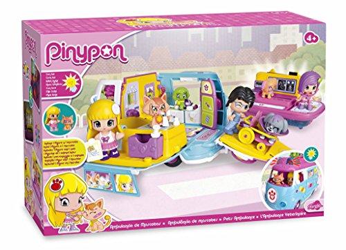 Ambulancia Pinypon