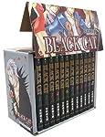 BLACK CAT 全12巻セット (集英社文庫―コミック版)