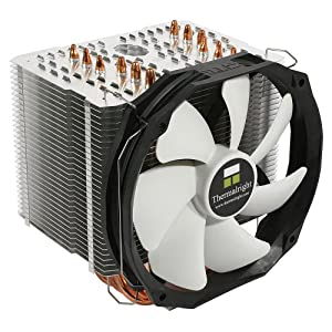 Thermalright HR-02 Macho Rev.A 140 mm CPU Cooler Silent Fan for Socket 775/1155/1156/1366/AMD/AM2/AM3