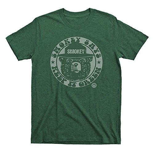 Smokey-Keep-It-Green-Licensed-T-shirt