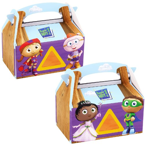 Super Why Shopswell