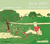 echange, troc Vian/Boris - Ecume des Jours (l')-4cd-Prix Cons.29,70e