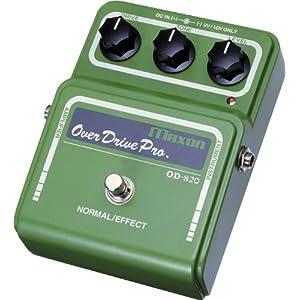 Maxon OD-820 Over Drive Pro