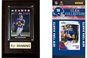 NFL New York Giants Fan Pack by C&I Collectables