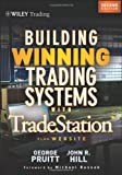 img - for Building Winning Trading Systems, + Website book / textbook / text book