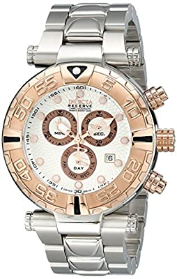 Invicta Men's 17683 Subaqua Analog Display Swiss Quartz Silver Watch