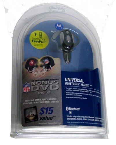 Motorola H700 Silver Bluetooth Headset