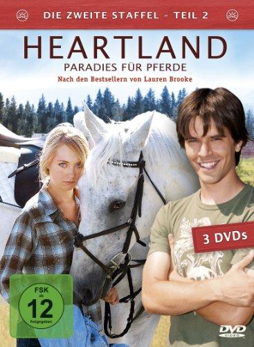 Heartland - Paradies für Pferde: Die zweite Staffel, Teil 2 [3 DVDs]