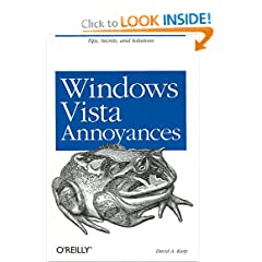 Windows Vista Annoyances Tips, Secrets, and Hacks E Book H33T 1981CamaroZ28 preview 0