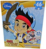 Jake and The Neverland Pirates Floor Puzzle by Disney