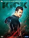 Kick DVD - 2014 Bollywood Movie DVD Region Free With English Subtitles / Salman Khan