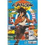 MANGA Player n°20, FLAG FIGHTER, COMPILER, GUNSMITH CATS, AH MY GODDESS.